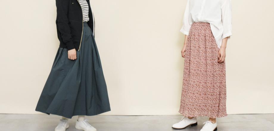 ファッション スカート